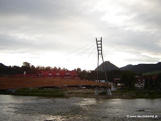 Most nad Dunajcem