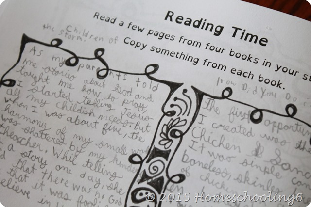 Christian Family Journal from The Thinking Tree
