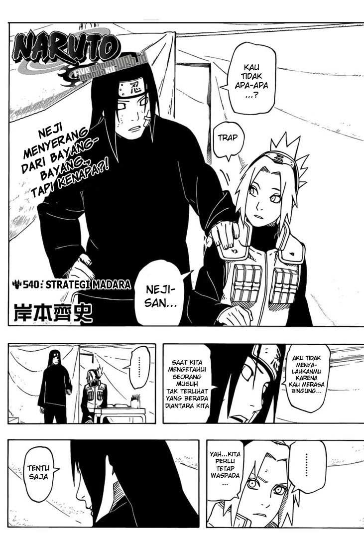 02 Naruto 540   Strategi Madara