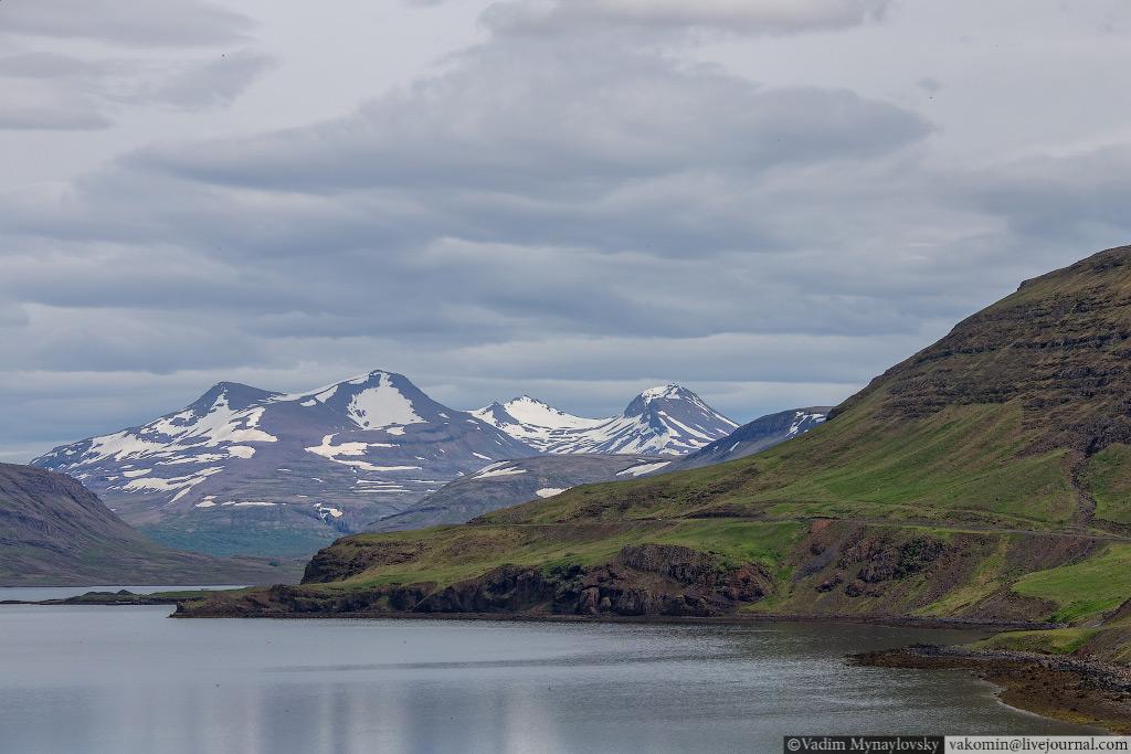 Хваль-фьорд, whale-fjord, fjord Hvalfjörður