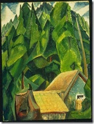 emily-carr-shacks-and-trees-in-a-wood
