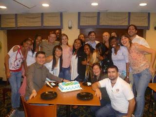Capacity Development- FAVACA Colombia Exchange Program- 4/2012