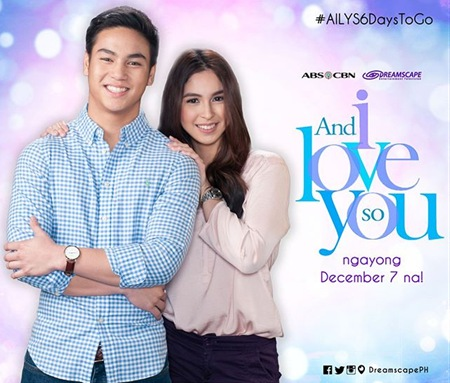 And I Love You So - Kenzo Gutierrez and Julia Barretto