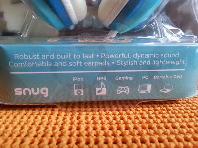 Snug Plug n Play #KidsHeadphones