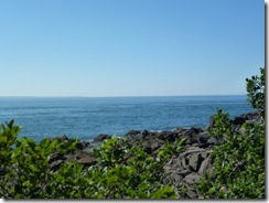 Nice views on the Coastal Trail at Quoddy Head SP