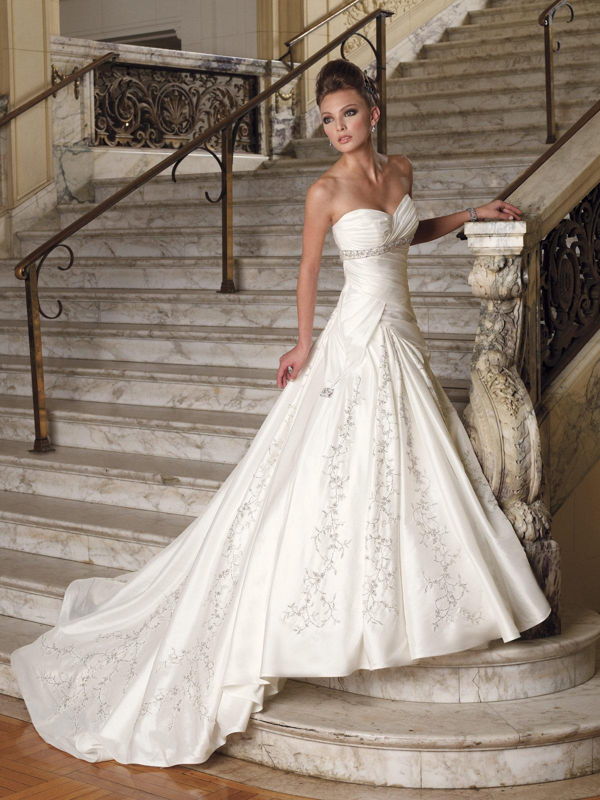 Bestselling wedding dress