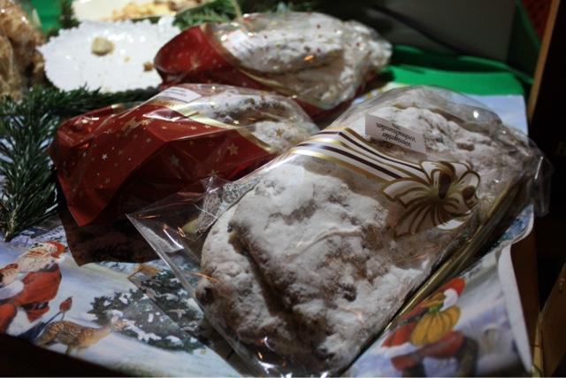 штолле, рождество, рождественский пирог, Германия