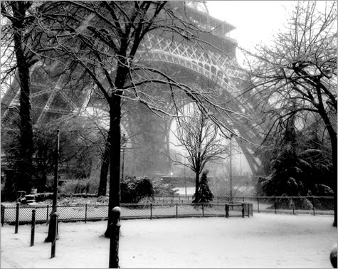 Paris-nevado