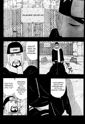 Naruto Chapter awal page 6