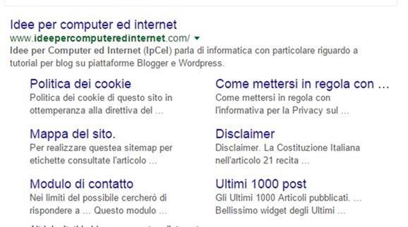 pagine-statiche-blogger