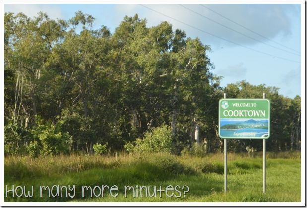How Many More Minutes? | Welcome to Cooktown!