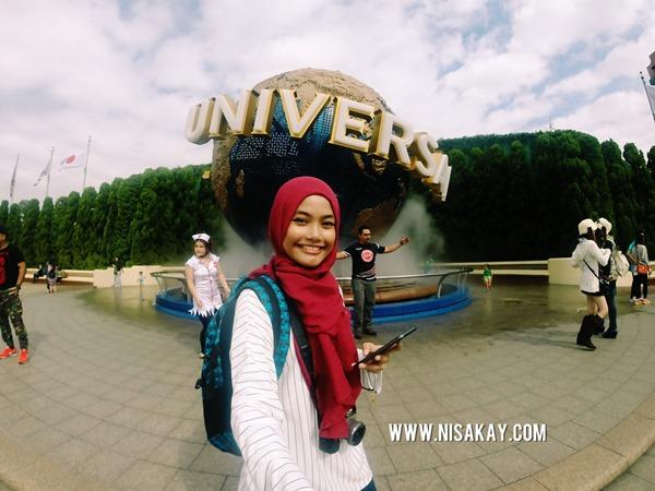 Nisakay Ke Osaka - Air Asia X - Universal Studios Japan (3)