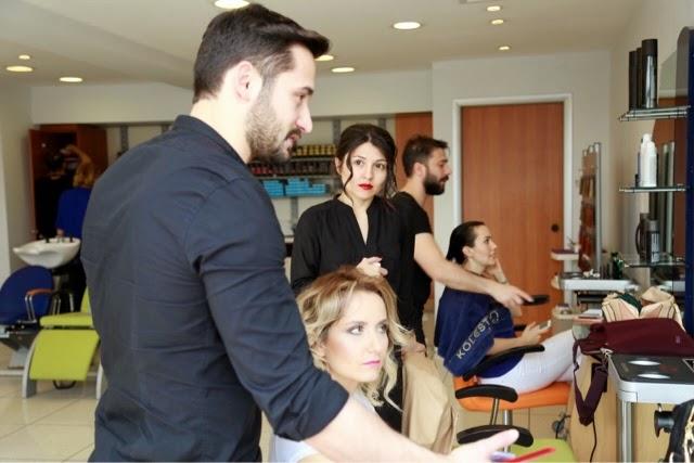 blogger buluşması, saç boyası, wella,