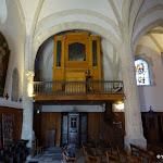 Église Saint-Germain de Charonne : l'orgue