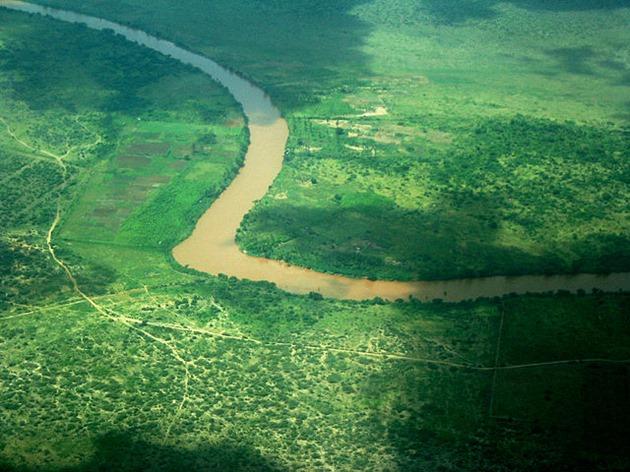 Jubba River, Somalia