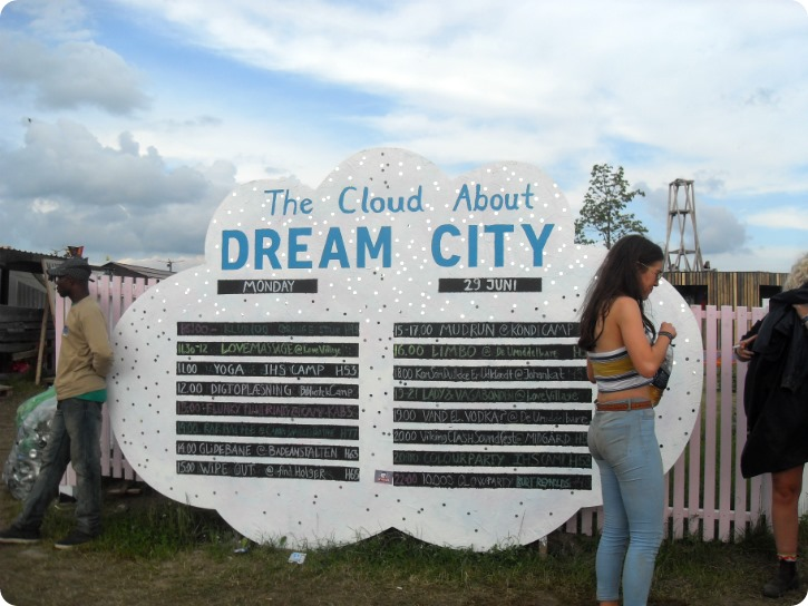 Dream City - Roskilde 2015