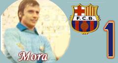 Barcelona 1975 - Mora