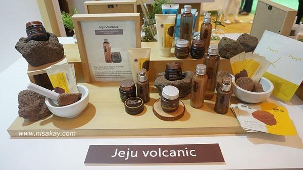 Innisfree - Jeju Volcanic series