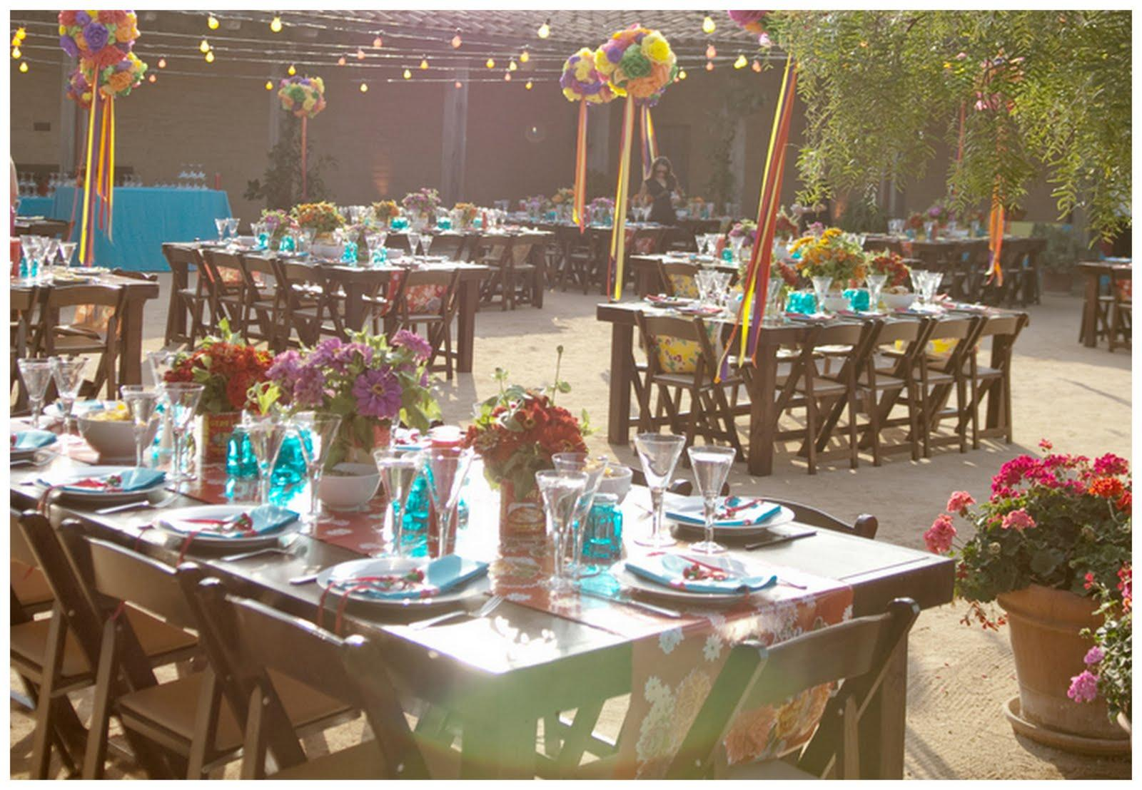 Mexican Themed Wedding Ideas MexicanThemed Wedding Decor Ideas that ...