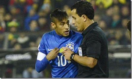 Neymar-cartao