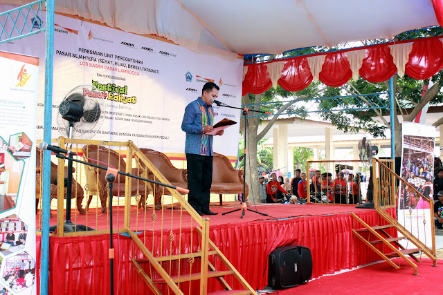 Pasar Lambocca Bantaeng, Modernisasi Tradisional-15