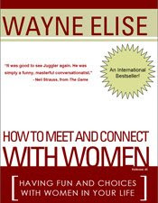 Cover of Juggler's Book How To Meet And Connect With Women