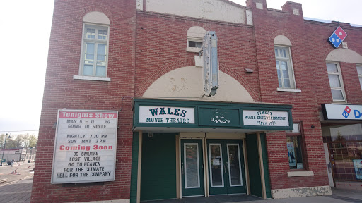 Wales Theatre, 421 1 St SW, High River, AB T1V 1M6, Canada, Movie Theater, state Alberta