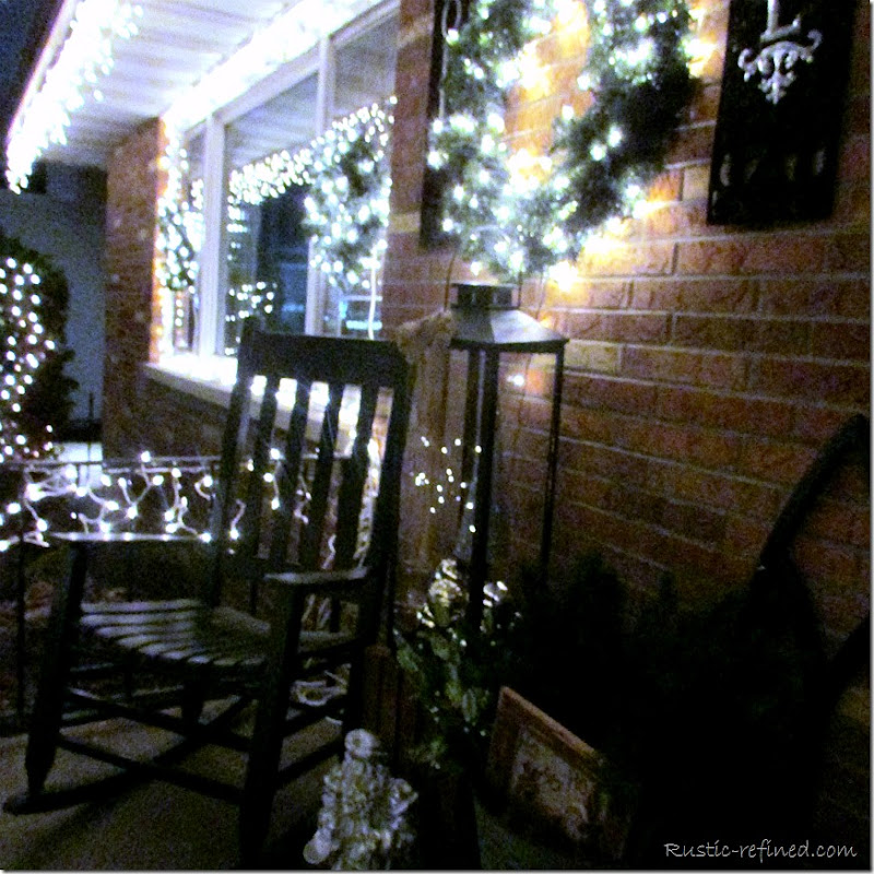 Landscape Lighting Planner: Decorating The Front Porch For Christmas And Outdoor