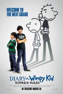 Nhật Ký Nhóc Siêu Quậy 2 Luật Của Rodrick - Diary Of A Wimpy Kid 2 Rodrick Rules poster