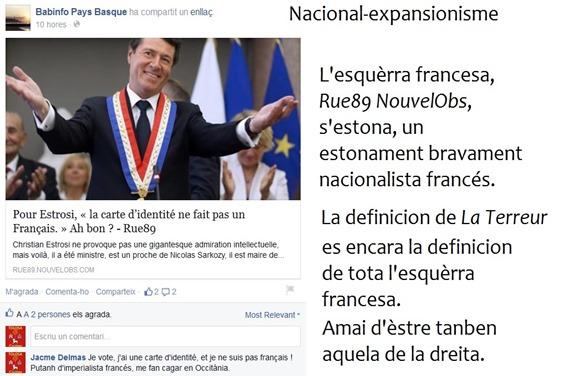 nacionalista francés