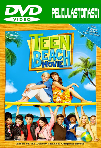 Teen Beach Movie (2013) DVDRip