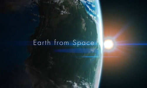 Ziemia z kosmosu / Earth from Space (2012) PL.TVRip.XviD / Lektor PL