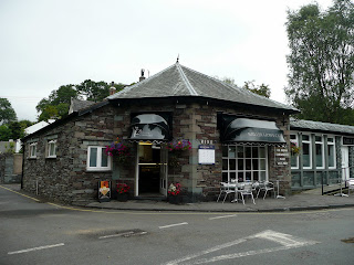 Cafe in Grasmere