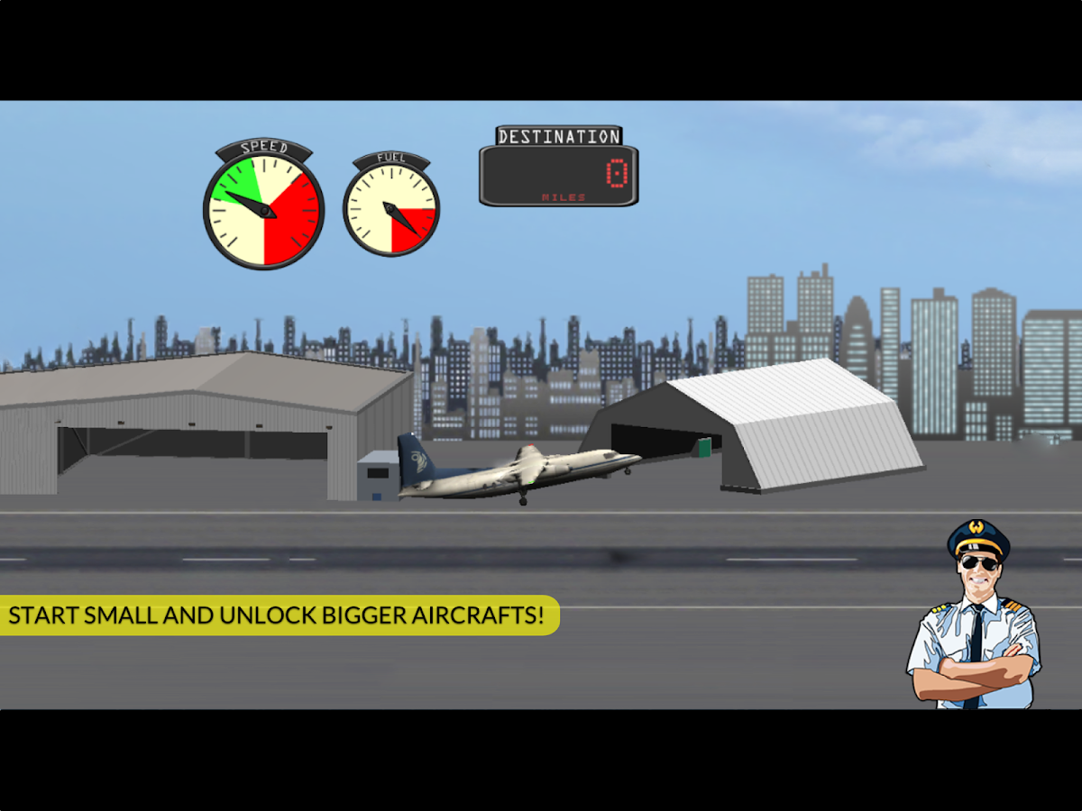 Transporter Flight Simulator ✈ Screenshot 7