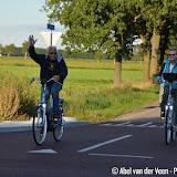 2e dag fiets3daagse 2015 - Foto's Abel van der Veen