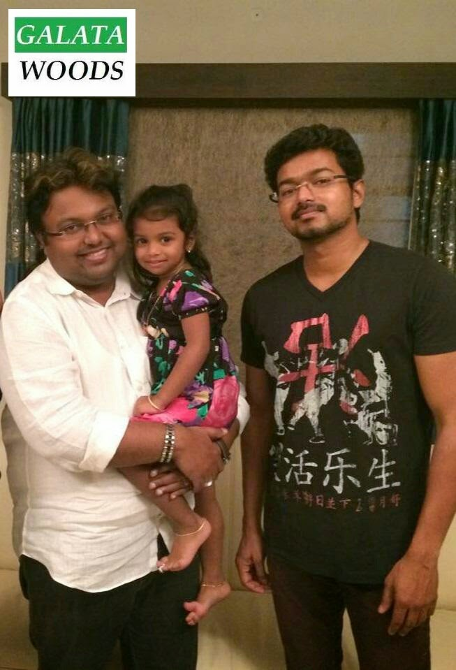 Puli Movie Shooting Spot Stills Vijay Puli Shooting Spot