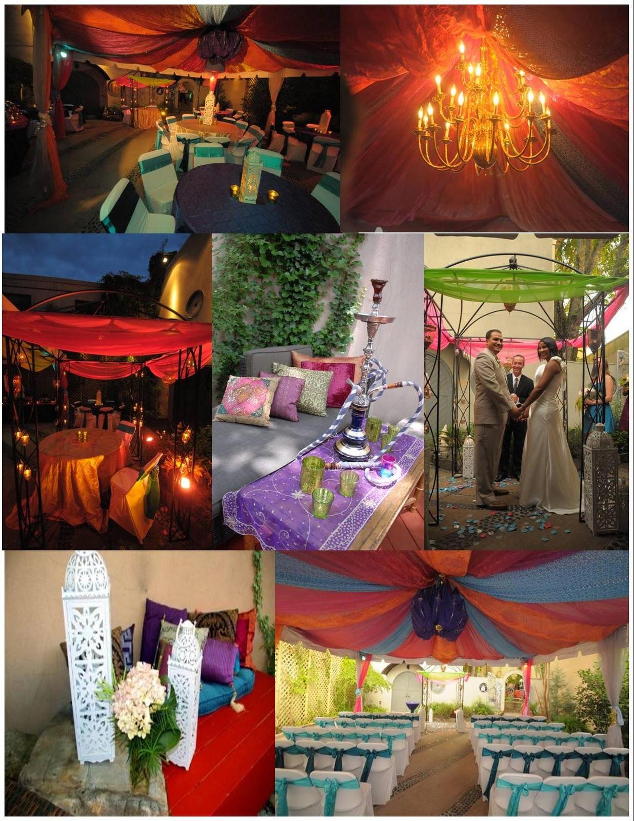 Moroccan wedding collection