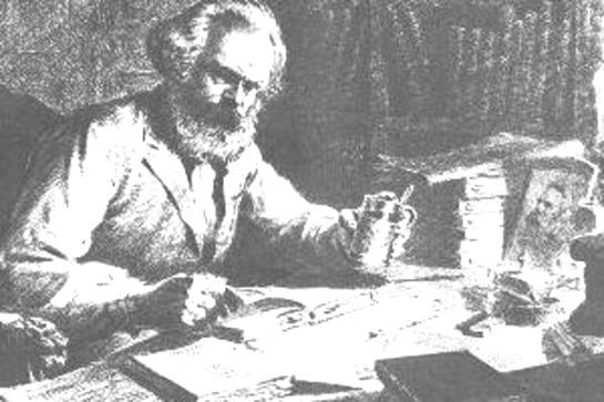 Karl Marx jornalista