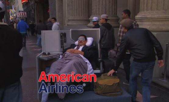 American Airlines Commercial with Guillermo | Jimmy Kimmel Live
