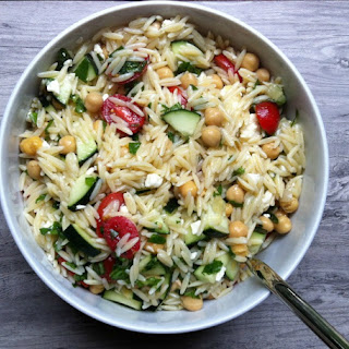 Orzo Pasta Salad Green Beans Recipes