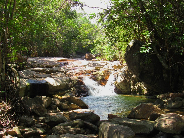Cachoeira do Barata - Amajarì, Roraima, foto: guru expediçao
