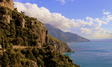 Along The Road - Amalfi Coast, Italy