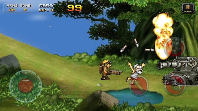 Super Rambo Contra Soldier apk screenshot