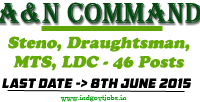 Andaman-and-Nicobar-Command-Jobs-2015