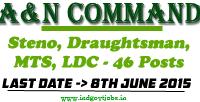 Andaman-and-Nicobar-Command-Jobs-2015
