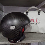 "casque carbone ""bell"""