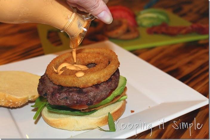 #ad Chipotle-ranch-Onion-Ring-Burger #SpringIntoFlavor (9)