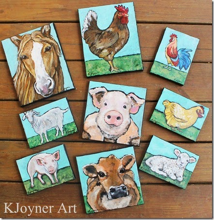 Barnyard collection