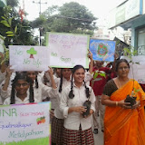 Plant trees and save trees‏ Education at Mehdipatnam Branch