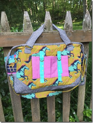 The Betsy Travel Bag  Twincess Designs (3)